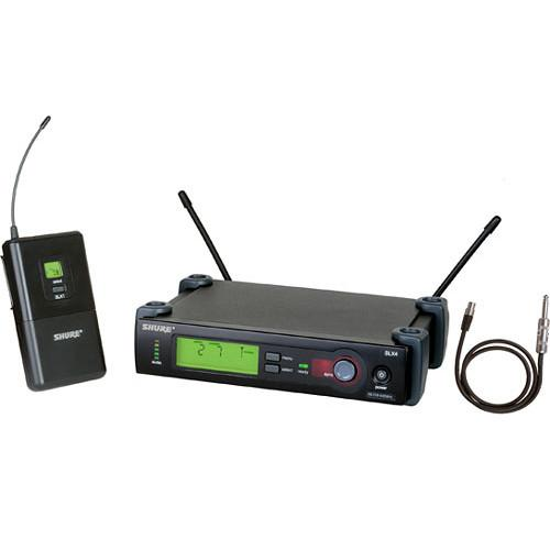 Shure SLX Series Wireless Instrument System SLX14-G5