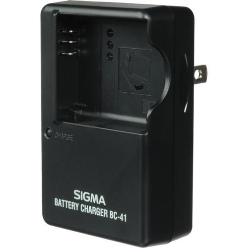 Sigma BC-41 Battery Charger for Sigma DP Merrill Digital D00036