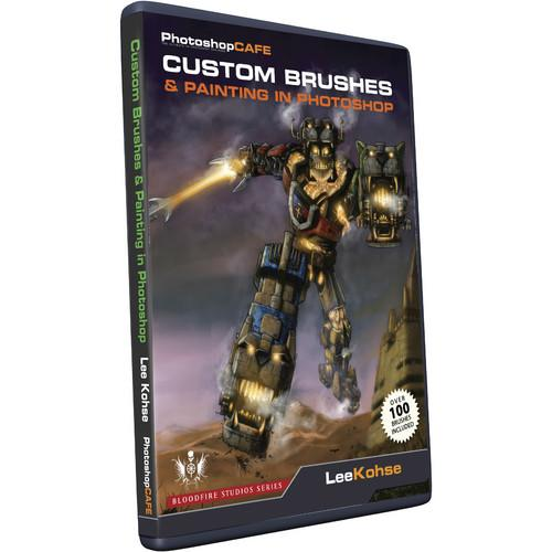Software Cinema Training DVD: Custom Brushes and PSCS5LKCBD