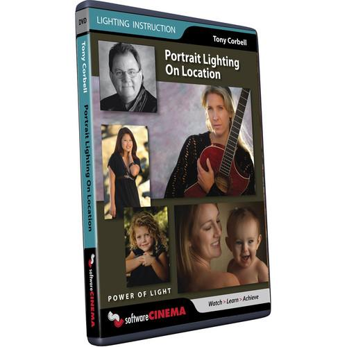 Software Cinema Training DVD: Portrait Lighting LTTCPLLD