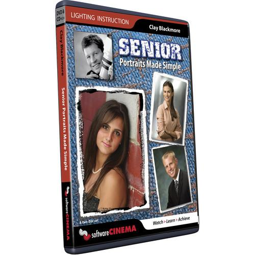 Software Cinema Training DVD: Senior Portraits Made LTCBSPD