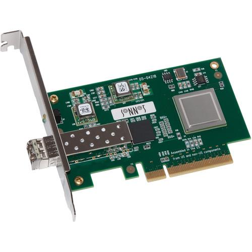 Sonnet 1-Port Presto 10 GbE Ethernet PCIe Adapter Card