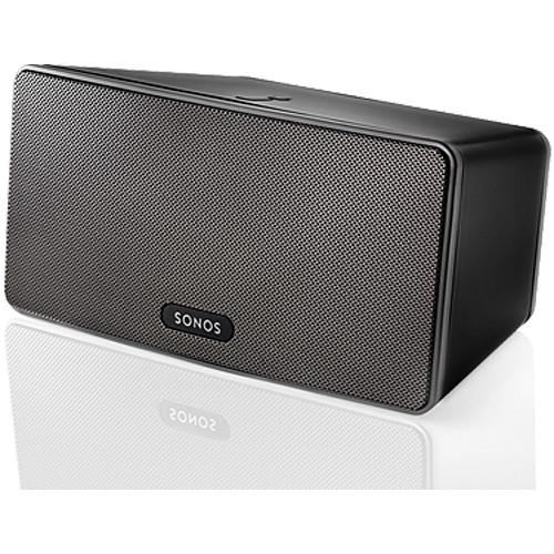 Sonos  PLAY:3 Wireless Speaker (Black) PLAY3-B