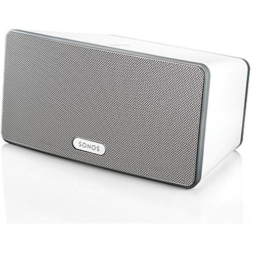Sonos  PLAY:3 Wireless Speaker (White) PLAY3-W