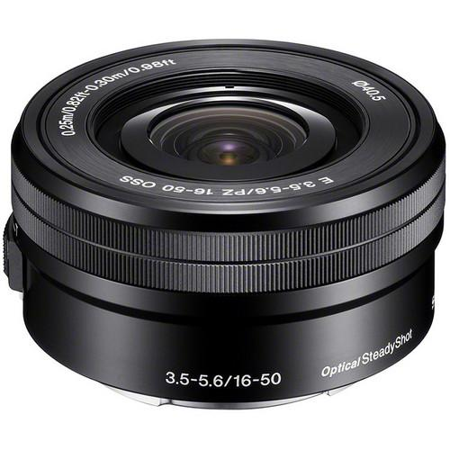 Sony 16-50mm f/3.5-5.6 OSS Alpha E-mount Retractable SELP1650
