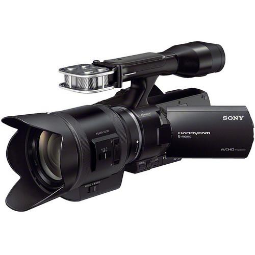Sony NEX-VG30 Camcorder with 18-200mm f/3.5-6.3 Power NEX-VG30H