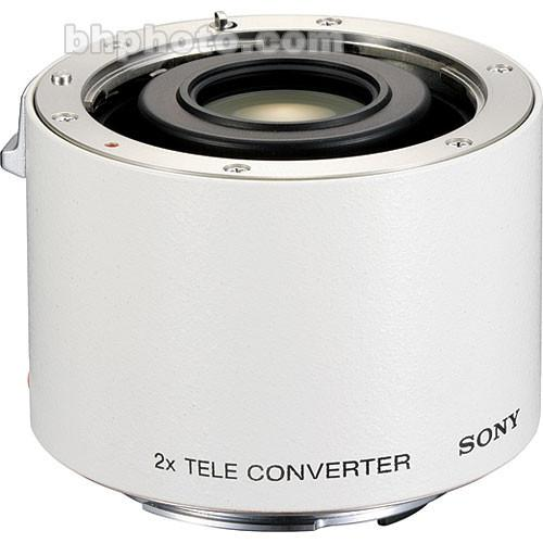 Sony SAL-20TC 2x AF Teleconverter - for Select Sony SAL20TC