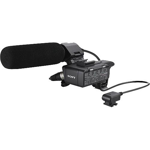 Sony  XLR-K1M Adapter and Microphone Kit XLR-K1M