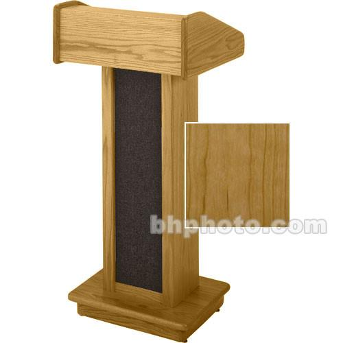 Sound-Craft Systems Floor Lectern (Natural Cherry) LCY