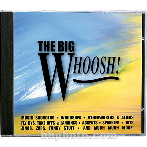 Sound Ideas Sample CD: The Big Whoosh SI-BIG-WHOOSH