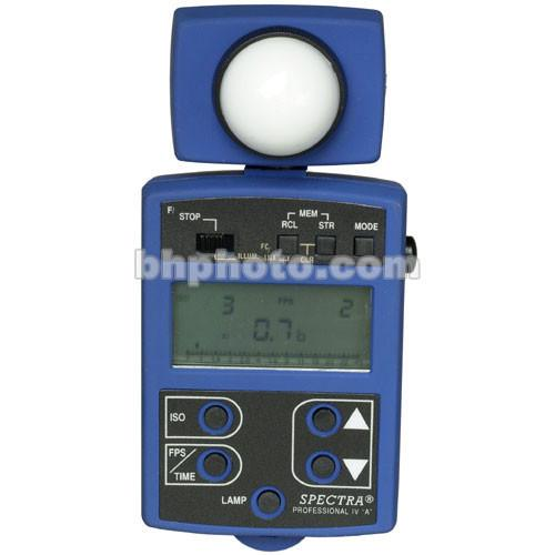 Spectra Cine Professional IV-A Digital Exposure Meter 18002ABL