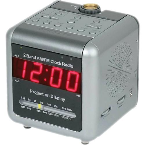 Sperry West SWDVR32C Clock Radio Color Covert Camera SWDVR32C
