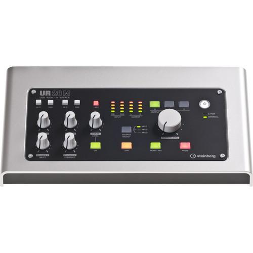 Steinberg UR28M - USB 2.0 Digital Audio Interface UR28M