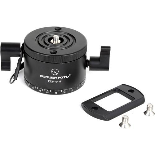 Sunwayfoto DDP-64MX Indexing Rotator for Panoramas DDP-64MX