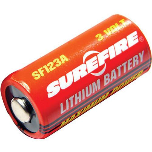 SureFire  SF123A Batteries - 6 SF6-BC