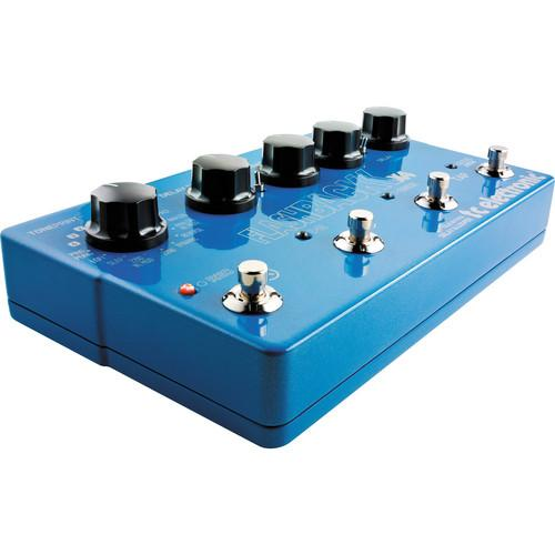 TC Electronic Flashback X4 Delay & Looper Pedal 960900005