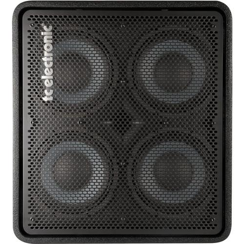 TC Electronic Single RS410 600W 4x10 Bass Cabinet 9743 0211