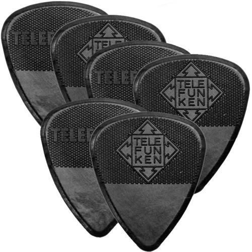 Telefunken Diamond Grip 2mm Delrin Guitar Picks 2MM DIAMOND