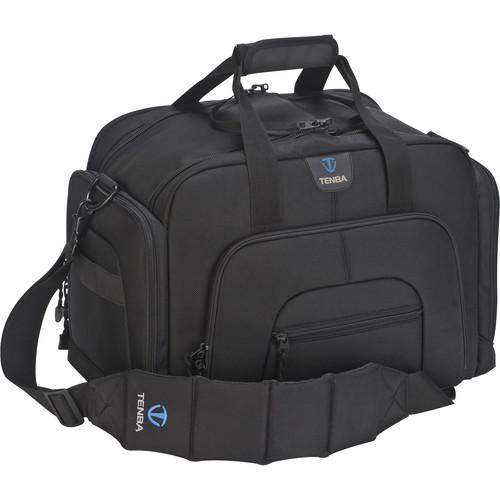 Tenba Roadie II HDSLR/Video Shoulder Bag (Black) 638-334