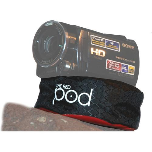 The Pod The Red Pod Bean Bag Camera Support RE0017