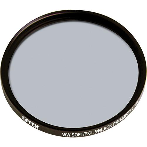 Tiffen 138mm Soft/FX Black Pro-Mist 2 Filter W138SFXBPM2