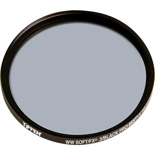 Tiffen 138mm Soft/FX Black Pro-Mist 3 Filter W138SFXBPM3
