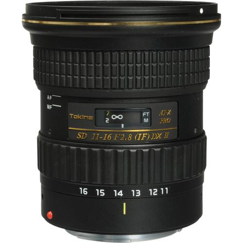 Tokina AT-X 116 PRO DX-II 11-16mm f/2.8 Lens ATXAF116DXIIC