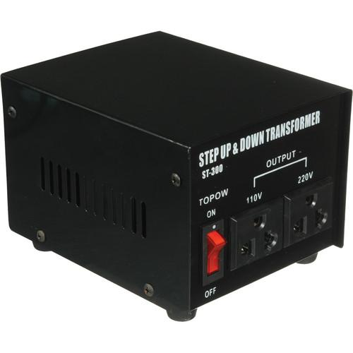 TOPOW ST-300 Step Up / Down Transformer (300W) ST300