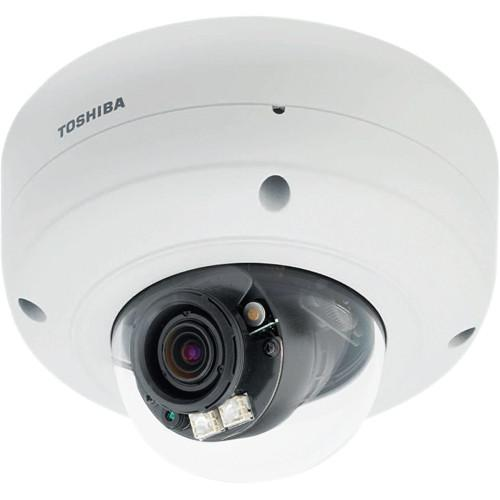Toshiba IK-WR14A IP Vandal Dome Camera with 1080p HD IK-WR14A