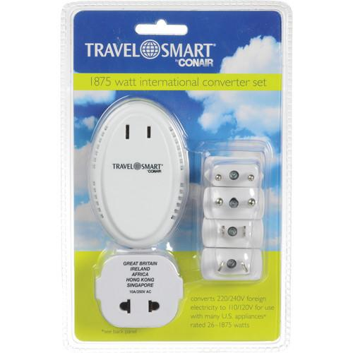 Travel Smart by Conair 1875W International Converter TS702CRR