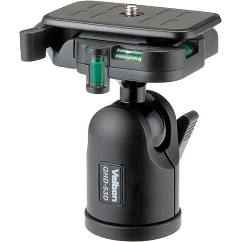 Velbon  QHD-53D Ball Head QHD-53D