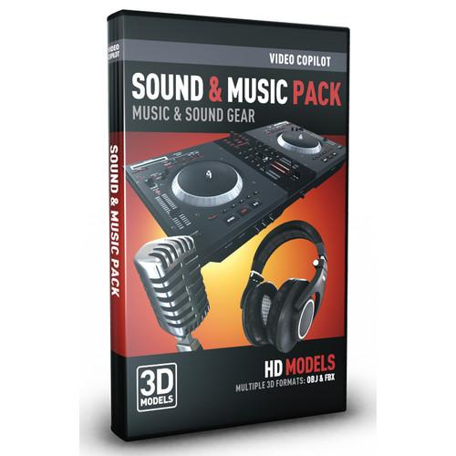 Video Copilot Sounds & Music Pack: Music & SOUND-MUSIC