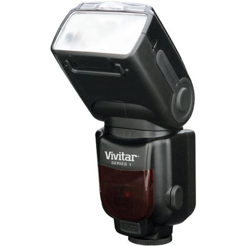 Vivitar DF-583 Power Zoom TTL Flash for Canon VIV-DF-583-CAN