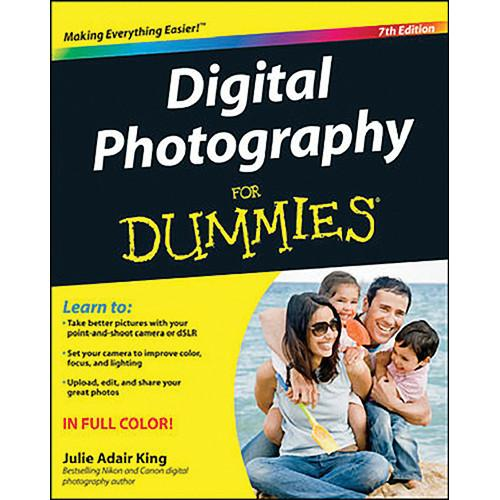 Wiley Publications Book: Digital Photography 9781118092033
