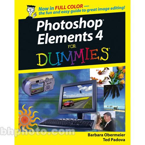 Wiley Publications Book: Photoshop Elements 4 9780471774839
