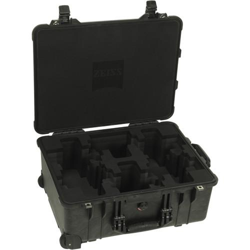 Zeiss Transport Case for CP.2 Lenses (6-Lens Case) 2005-842