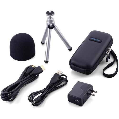Zoom APQ-2HD Accessory Set for Q2HD Video Recorder ZQ2HDAP