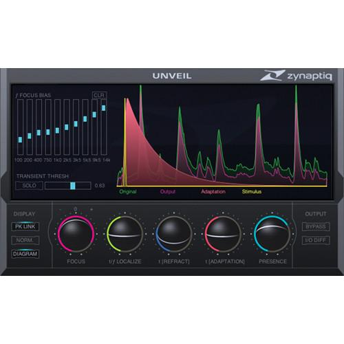 Zynaptiq Unveil 1.6 De-Reverberation and Signal Focusing ZYN-UN1