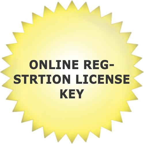 ACTi CMS Online Registration License Key SPKCMS-0XX