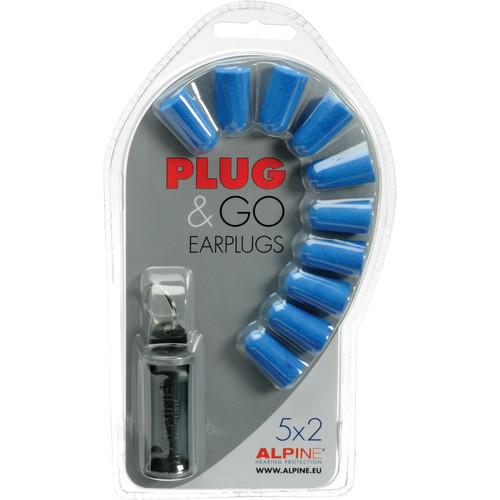 Alpine Hearing Protection Multi-Pack of Basic AMS-PLUGNGO