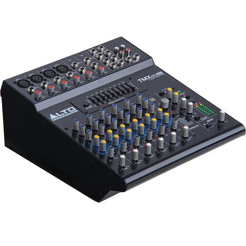 Alto EMPIRE TMX80DFX 8-Channel Powered Mixer EMPIRE TMX80 DFX
