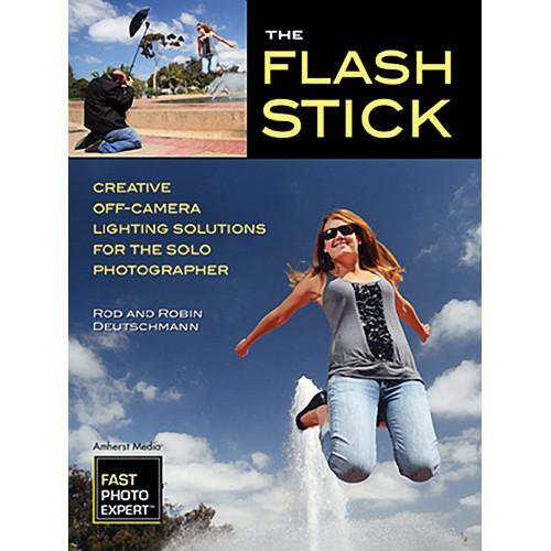 Amherst Media Book: The Flash Stick: Creative Lighting 1975