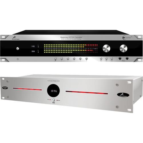 Antelope Eclipse 384 Stereo AD/DA Converter and ECLIPSE   10