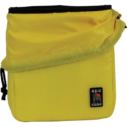 Ape Case Cubeze QB35 DSLR/Lens/Flash (Tall, Yellow) ACQB35