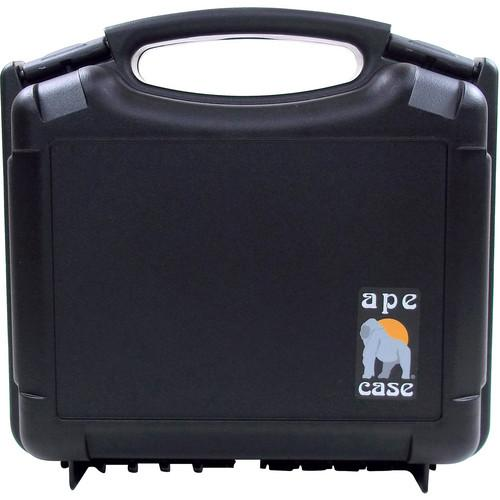 Ape Case Medium Multipurpose Lightweight Hard Case ACLW13555