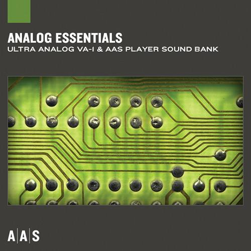Applied Acoustics Systems Analog Essentials Sound Bank AA-ANES