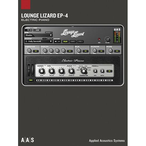 Applied Acoustics Systems Lounge Lizard EP-4 Electric AA-LL4D