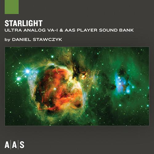 Applied Acoustics Systems Starlight Sound Bank & AAS AA-STLT