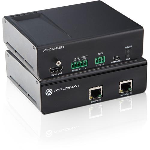 Atlona HDBaseT-Lite HDMI over Single CAT5e/6/7 AT-HDRX-RSNET
