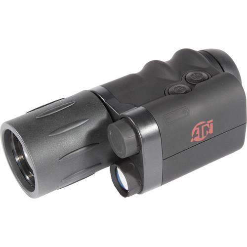 ATN DNVM-4 4x42 Digital Night Vision Monocular DGMNNVM4C